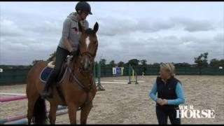 Download Part Four | Improve your jumping position | Your Horse Video