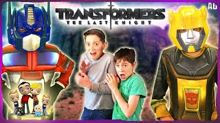 Download Transformers 5: The Last Knight 2017 – Scary Kids Parody Video