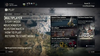 Download For Honor PvP Live Stream Video