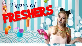 Download Types of Freshers Video