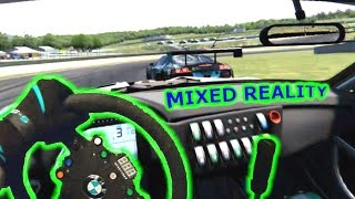 Download ⏱ Mixed Reality - Assetto Corsa GT3 Qualify - Oculus Rift DK2 Video