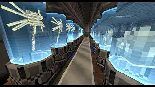 Download Let's Play Minecraft AVP [S2E29] Facehugger Testing Facility Video