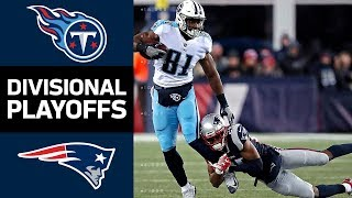 Download Titans vs. Patriots | NFL Divisional Round Game Highlights Video