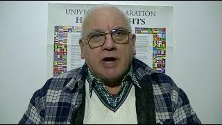 Download Ricardo Fernandez, Argentina, reading article 24 of the UDHR in Spanish Video