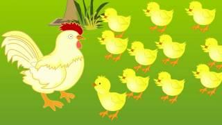 Download Telugu Cartoon Story | Bangaru Kodi Pilla | A Wise Little Hen Video