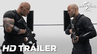 Download FAST & FURIOUS: HOBBS & SHAW - Tráiler Mundial (Universal Pictures) - HD Video