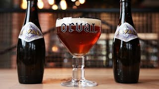 Download Sofa sessions: Orval vertical tasting of up to 3 years old! | The Craft Beer Channel Video