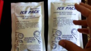 Download Instant Ice Pack Video