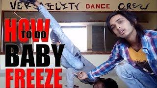 Download best freeze tutorial by versatility dance crew: part 1 Video