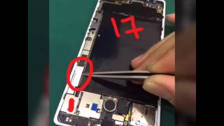 Download Oppo R5 Disassembly Video