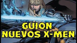Download FOX NEW MUTANTS GUION CONFIRMADO FOX NUEVA PELICULA DE LOS X MEN #marvel NUEVOS MUTANTES Video