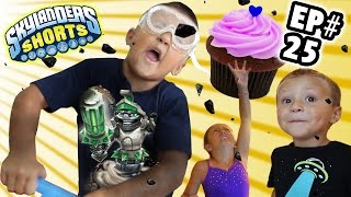 Download Skylanders Shorts: Episode 25 - Another Smash Hit! (Sinking Toys) Video