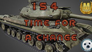 Download Wotb. IS4 Time for a change Video