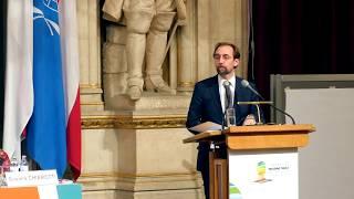 Download Vienna + 25:UN Human Rights Chief Zeid Ra'ad Al Hussein Video