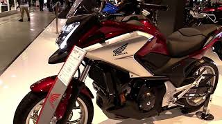 Download 2018 Honda NC750X DCT FullAcc Special Premium Rare Features Edition First Impression Video