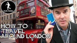 Download How To Travel Around London and Buy an Oyster Card - Important Tips! Video
