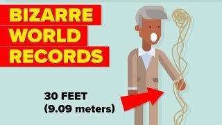 Download The Most Bizarre World Records Video