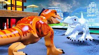 Download LEGO Jurassic World Defeat The Final Boss, THE END ″Jurassic World″ Video