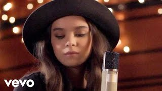 Download Hailee Steinfeld - Let It Go (Acoustic Cover) Video