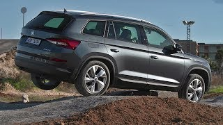Download ŠKODA KODIAQ - Driver assistance, Features & Off Road (2019) Video