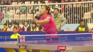 Download 2016 China Super League: LIU Shiwen Vs CHE Xiaoxi [Full Match/Chinese|HD] Video
