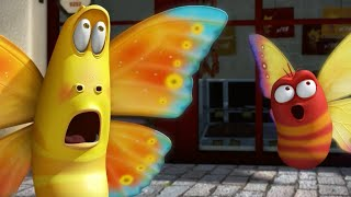 Download LARVA - THE BUTTERFLY | 2017 Cartoon | Cartoons For Children | Kids TV Shows Full Episodes Video