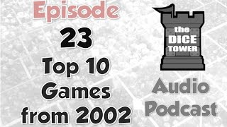 Download Dice Tower 23 - Top 10 Games from 2002 Video
