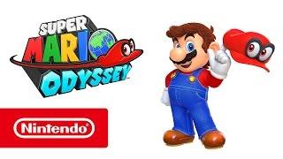 Download Super Mario Odyssey - Nintendo Switch Trailer Video