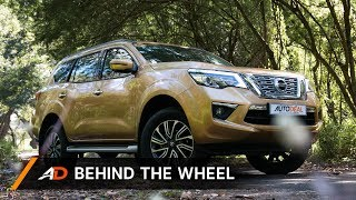 Download 2018 Nissan Terra VL 4x4 Review - Behind The Wheel Video