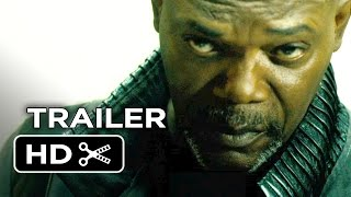 Download Kite Official Trailer #1 (2014) - Samuel L. Jackson Movie HD Video