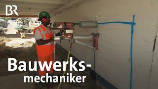 Download Bauwerksmechaniker (Abbruch und Betontrenntechnik) - ARD-alpha Video