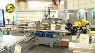 Download ROJEK, Woodworking Machinery – INDUSTRY 9 Video