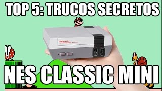 Download Top 5: Trucos Secretos en Videojuegos Nes Classic Mini Nintendo - Retro Toro Video