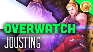 Download Overwatch JOUSTING! - Custom Game Video