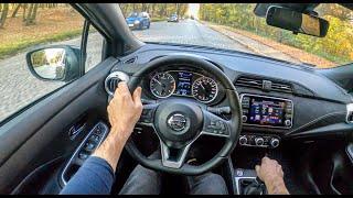 Download New Nissan Micra N-SPORT | 4K POV Test Drive #340 Joe Black Video