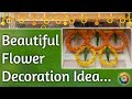 Download Beautiful Flower Decoration Idea Video