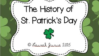 Download The History of St. Patrick's Day Video