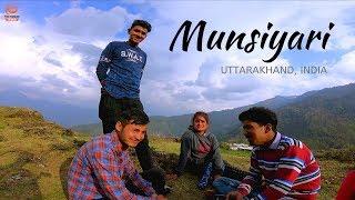 Download Munsiyari - Most Scenic Hill Station   Chaukori to Munsiyari   Places to Visit in Munsiyari Video