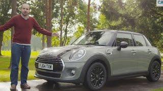 Download Mini 5-Door 2014 review | TELEGRAPH CARS Video