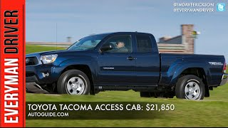Download Top 5 Most Affordable Pickup Trucks on Everyman Driver Video