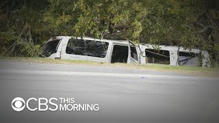 Download Limo that crashed and killed 20 people failed inspection last month Video