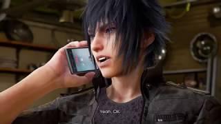 Download TEKKEN 7 - Noctis Lucis Caelum Reveal Trailer | PS4, XB1, PC Video