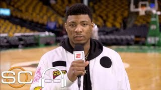 Download Marcus Smart: Celtics 'still the underdogs' heading into Game 3 at Cavaliers | SC with SVP | ESPN Video