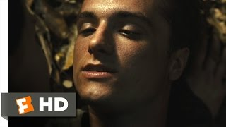Download The Hunger Games: Catching Fire (8/12) Movie CLIP - Peeta Hits the Forcefield (2013) HD Video