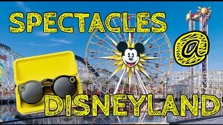 Download [SPECS] DISNEYLAND WITH SNAPCHAT SPECTACLES - VLOG - REEZYRESELLS Video