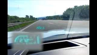 Download German Autobahn 285km/h on a Corvette C6 Grand Sport - No Speed Limits Video