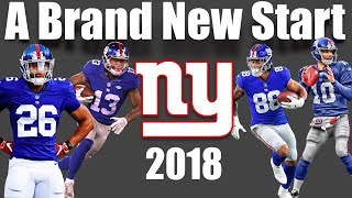 Download 2018 NY Giants || ″A Brand New Start″ || Hype Video Video