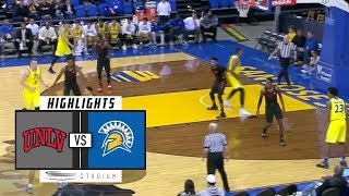 Download UNLV vs. San Jose State Basketball Highlights (2018-19) | Stadium Video