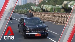 Download Highlights: China celebrates 70th anniversary with biggest ever military parade Video