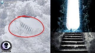 Download WHAT? Giant ″Staircase″ Found On Antarctica! 1/9/17 Video
